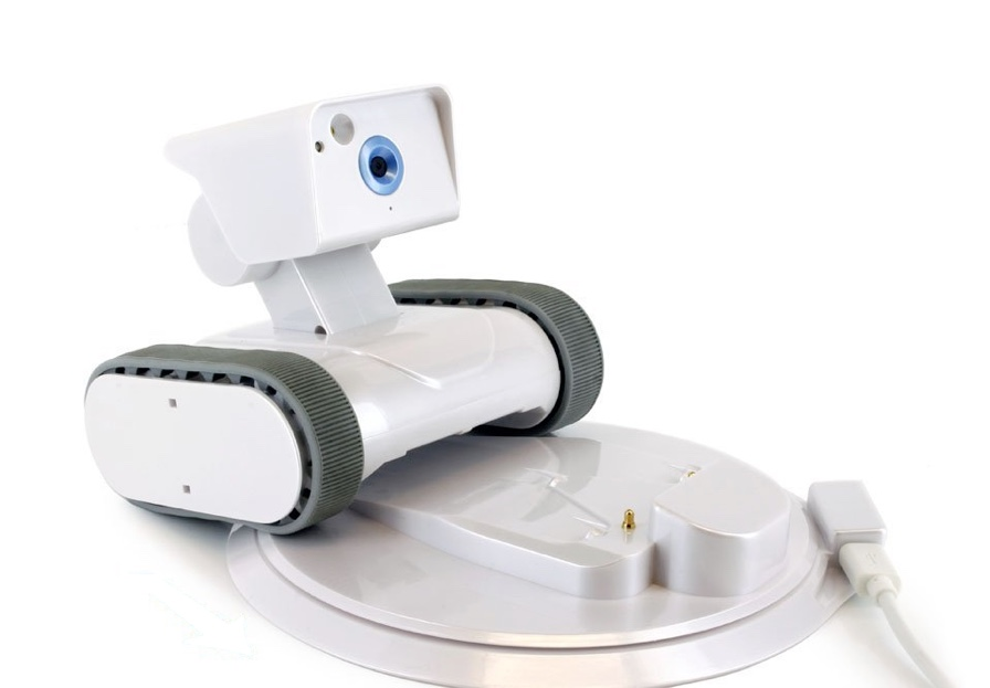 home-security-robot