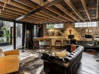 industrial-two-desks-home-office-ideas