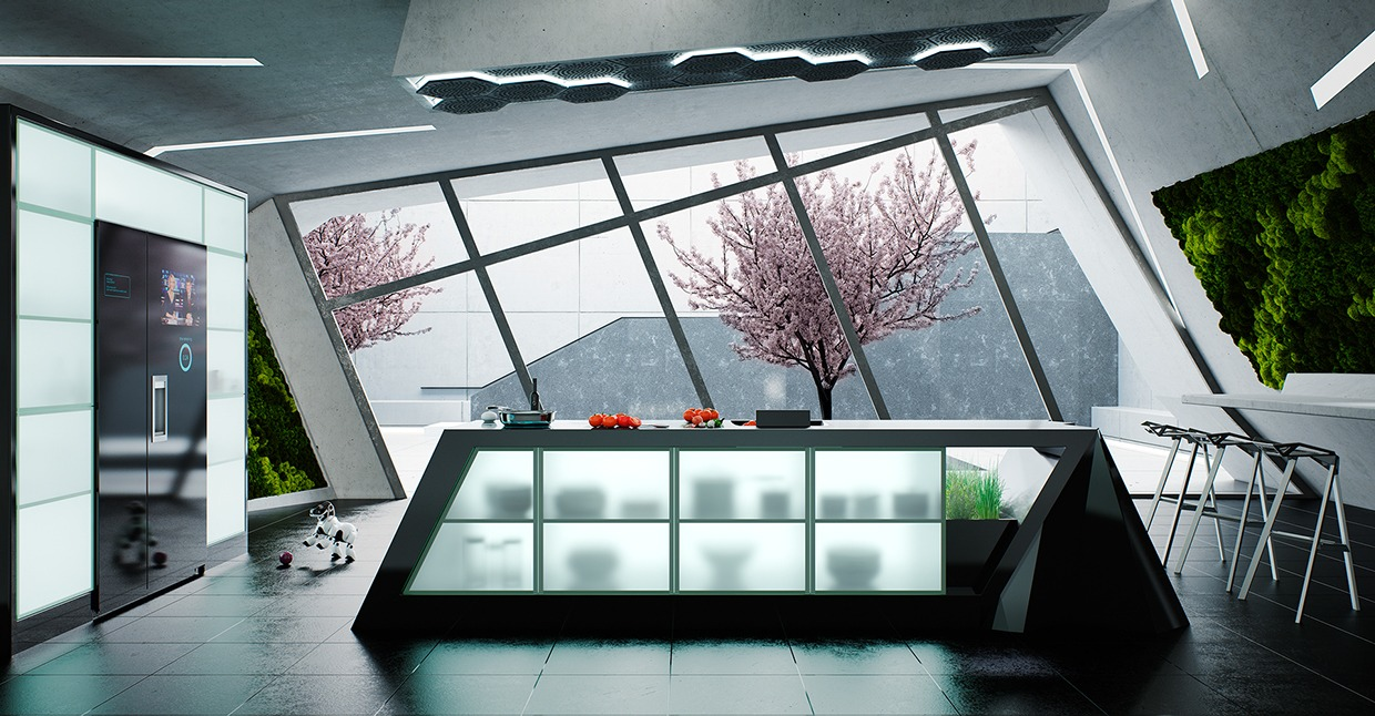kaleidoscopic-kitchen-window-on-a-lean-black-and-glass-features