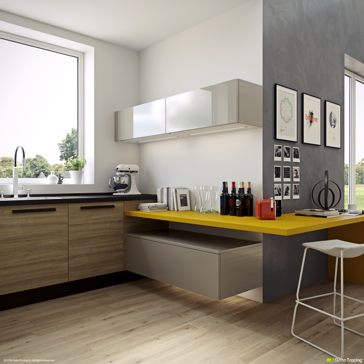 kitchen-countertops-in-yellow