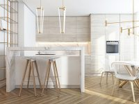 light-and-white-Scandinavian-marble-kitchen