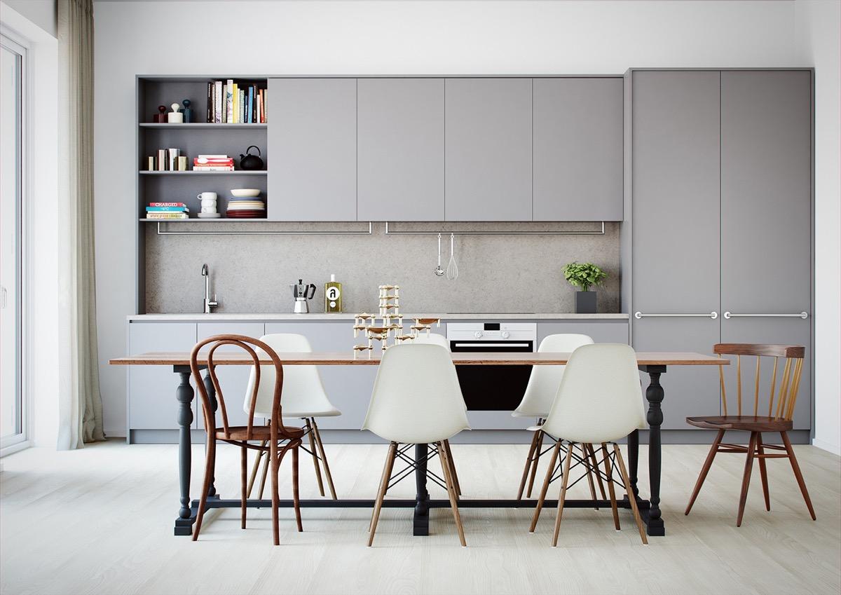 light-grey-and-white-kitchen-open-plan