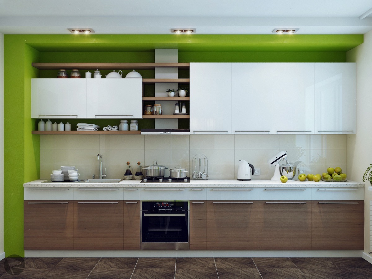 lime-green-kitchen-accessories