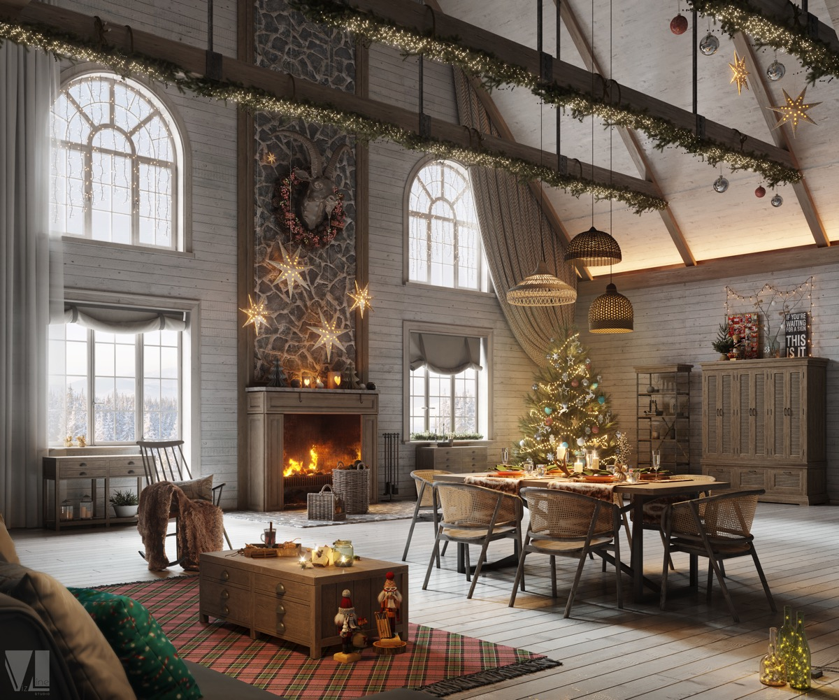 loft-christmas-decor