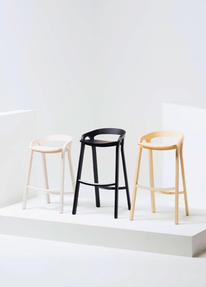 Bar stool / contemporary