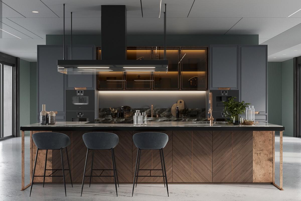 luxury-kitchen-cabinets