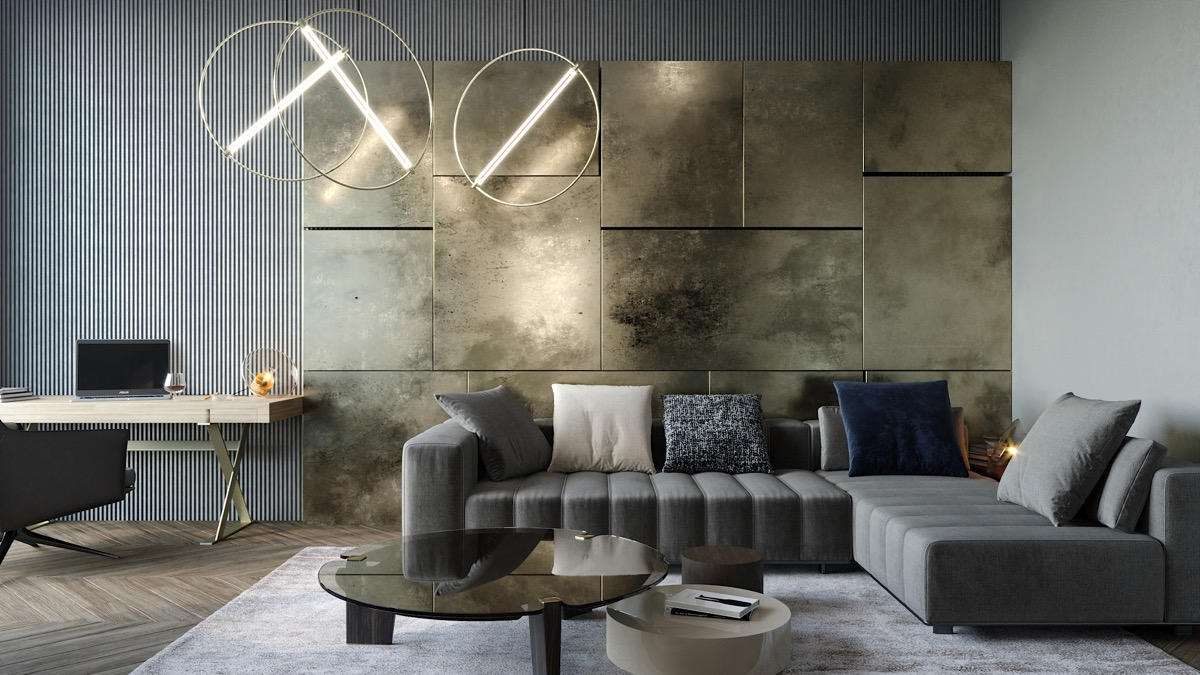 luxury-living-room-feature-wall