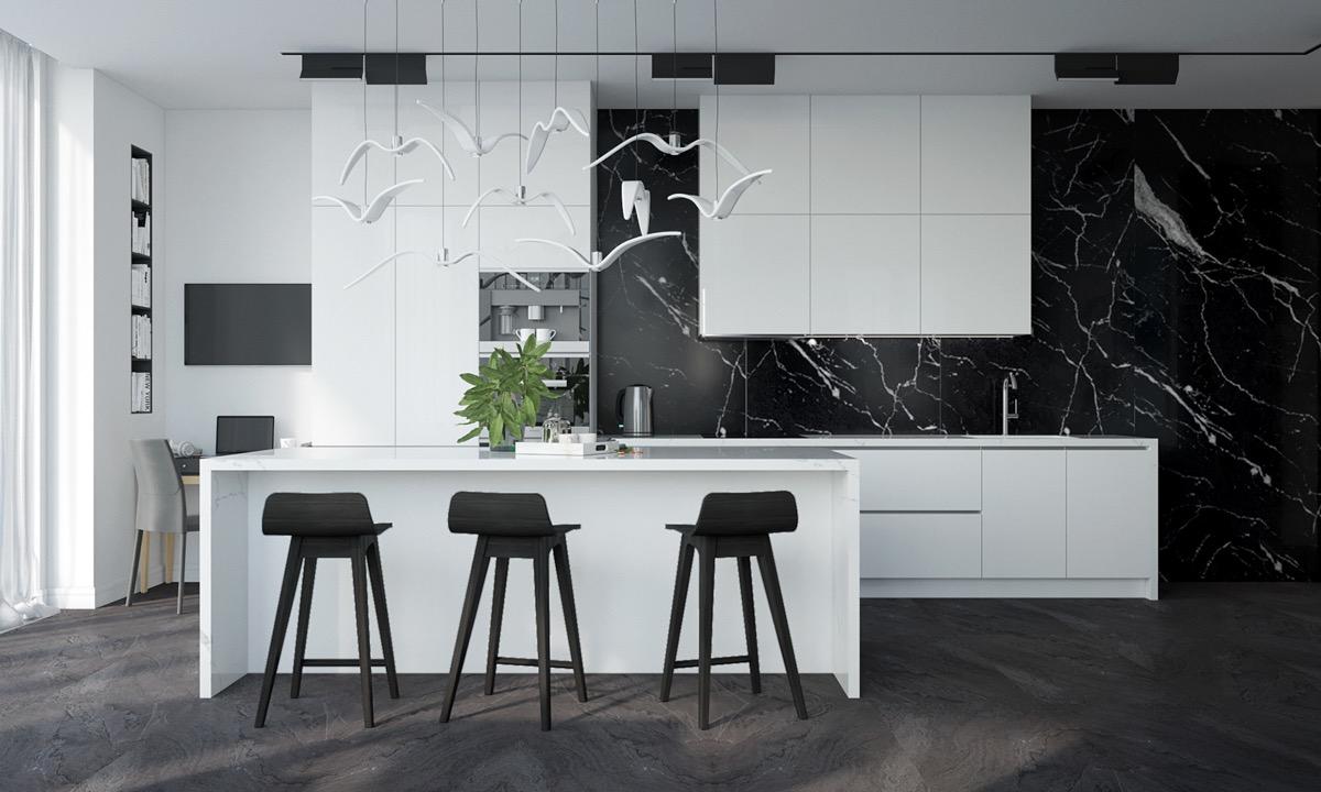 luxury-vinyl-tile-kitchen