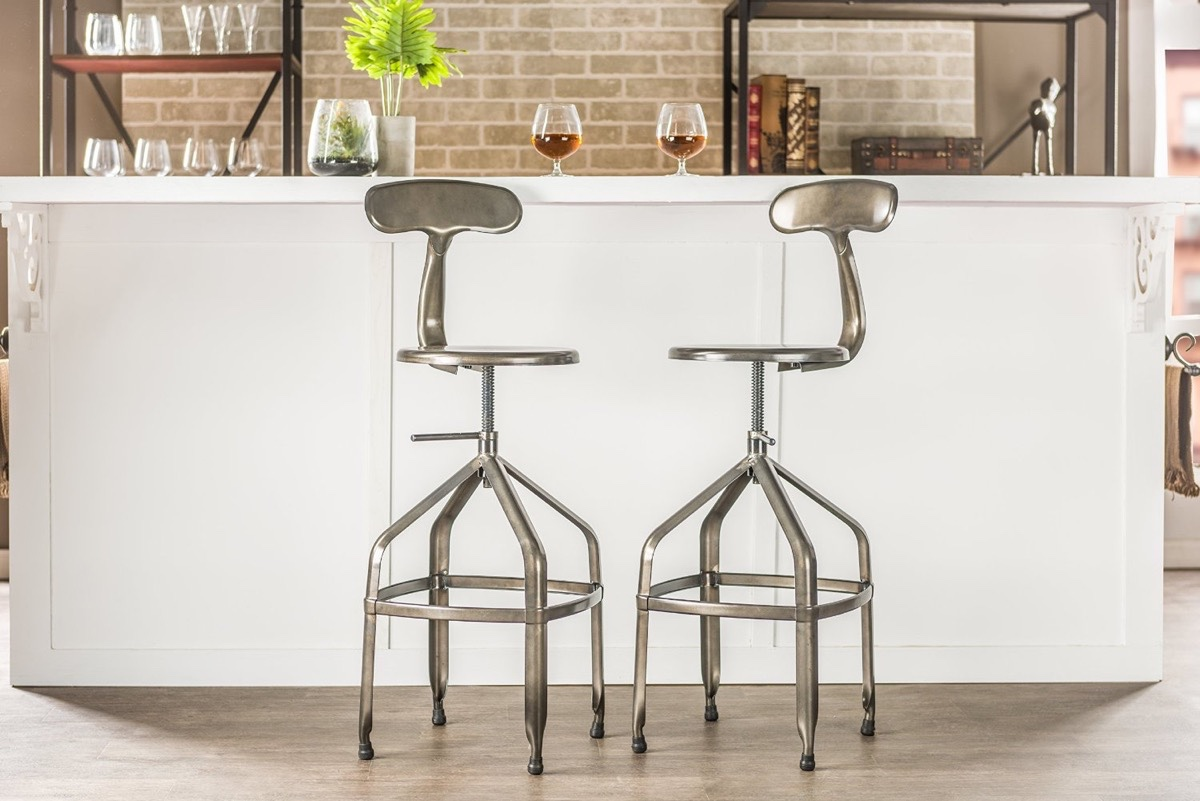 metal-swivel-bar-stools-industrial-style
