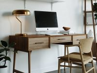 mid-century-modern-home-office