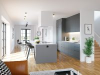 mid-grey-and-white-kitchen-wooden-floor