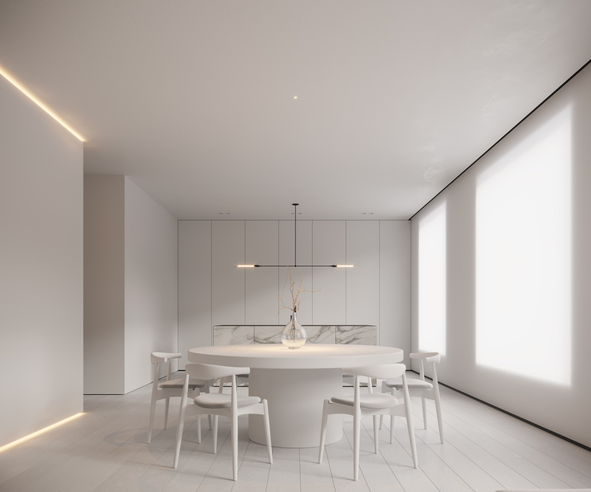 minimalist-dining-room