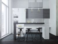 minimalist-kitchen-island-pendants