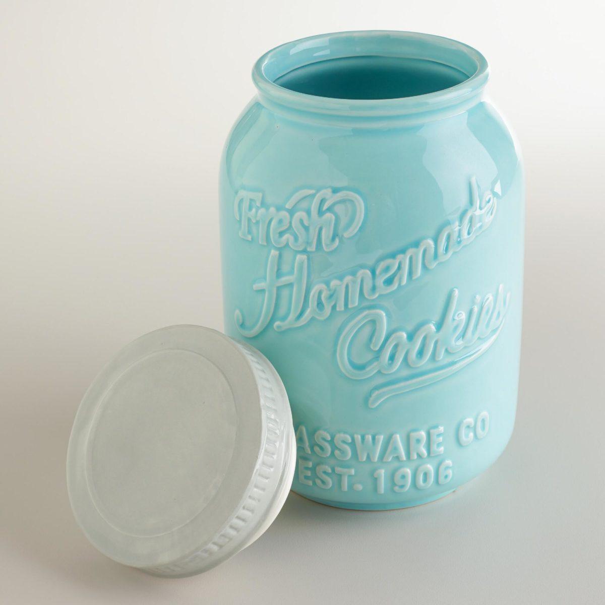 mint-ceramic-mason-jar-cookies