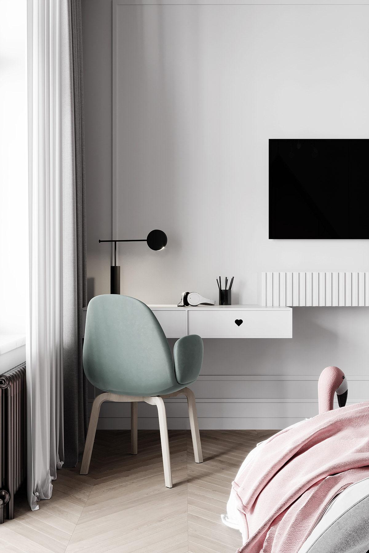 mint-green-desk-chair