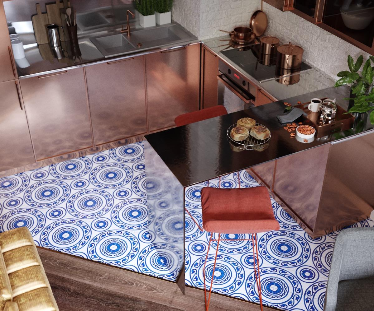 modern-kitchen-bar-counter