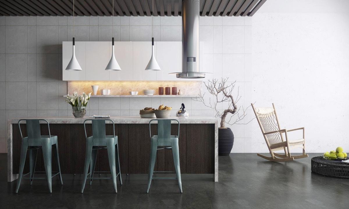 Modern Kitchen Pendant Idea Awesome Decors