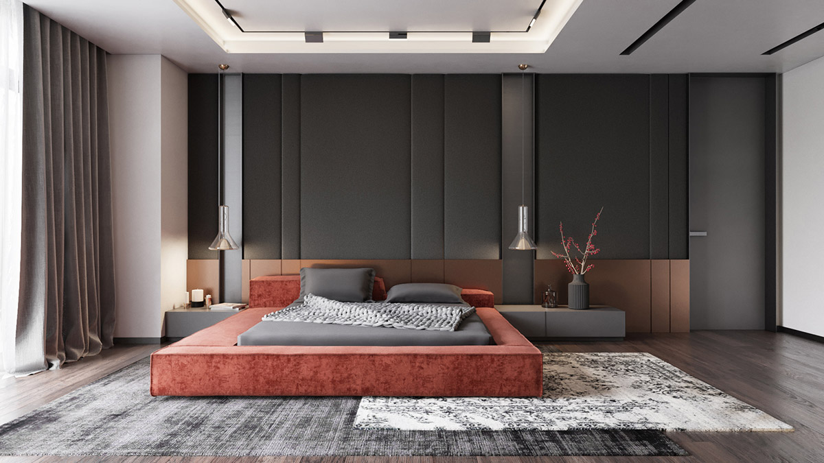 51 Modern Bedrooms With Tips To Help You Design Dan Accessorize Yours
