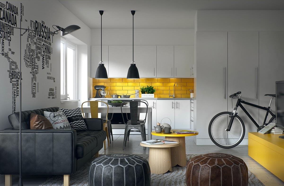 mustard-inlet-white-cabinetry-Scandinavian-kitchen
