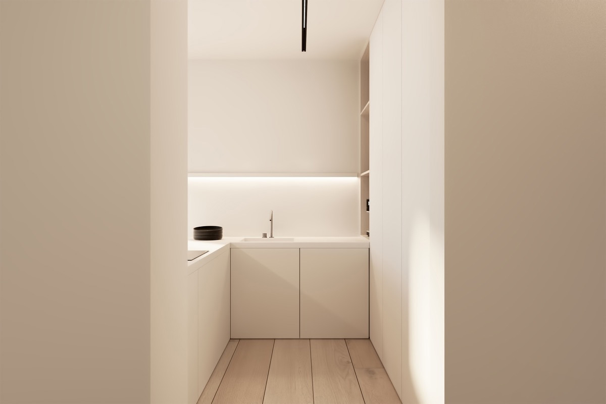narrow-minimalist-kitchen