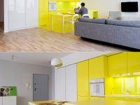 neon-yellow-kitchen-in-open-layout-home