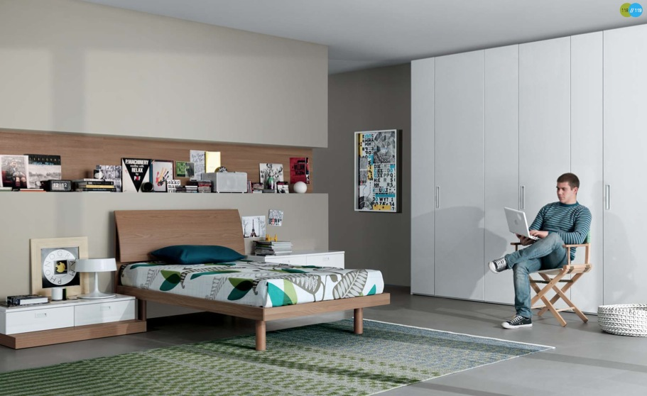 neutral-Contemporary-Teenagers-Room