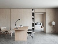 neutral-home-office-decor