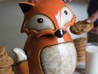 orange-and-white-fox-large-cookie-jar