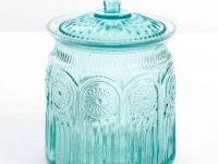 patterned-with-lid-glass-cookie-jars