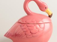 pink-ceramic-flamingo-bird-cookie-jar