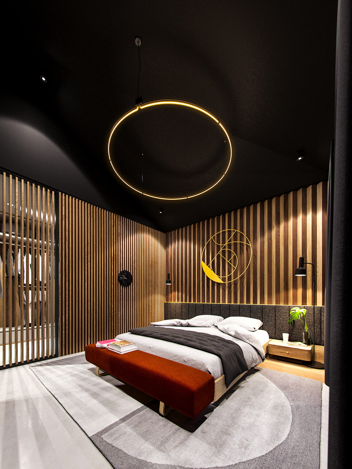 red-and-gold-bedroom