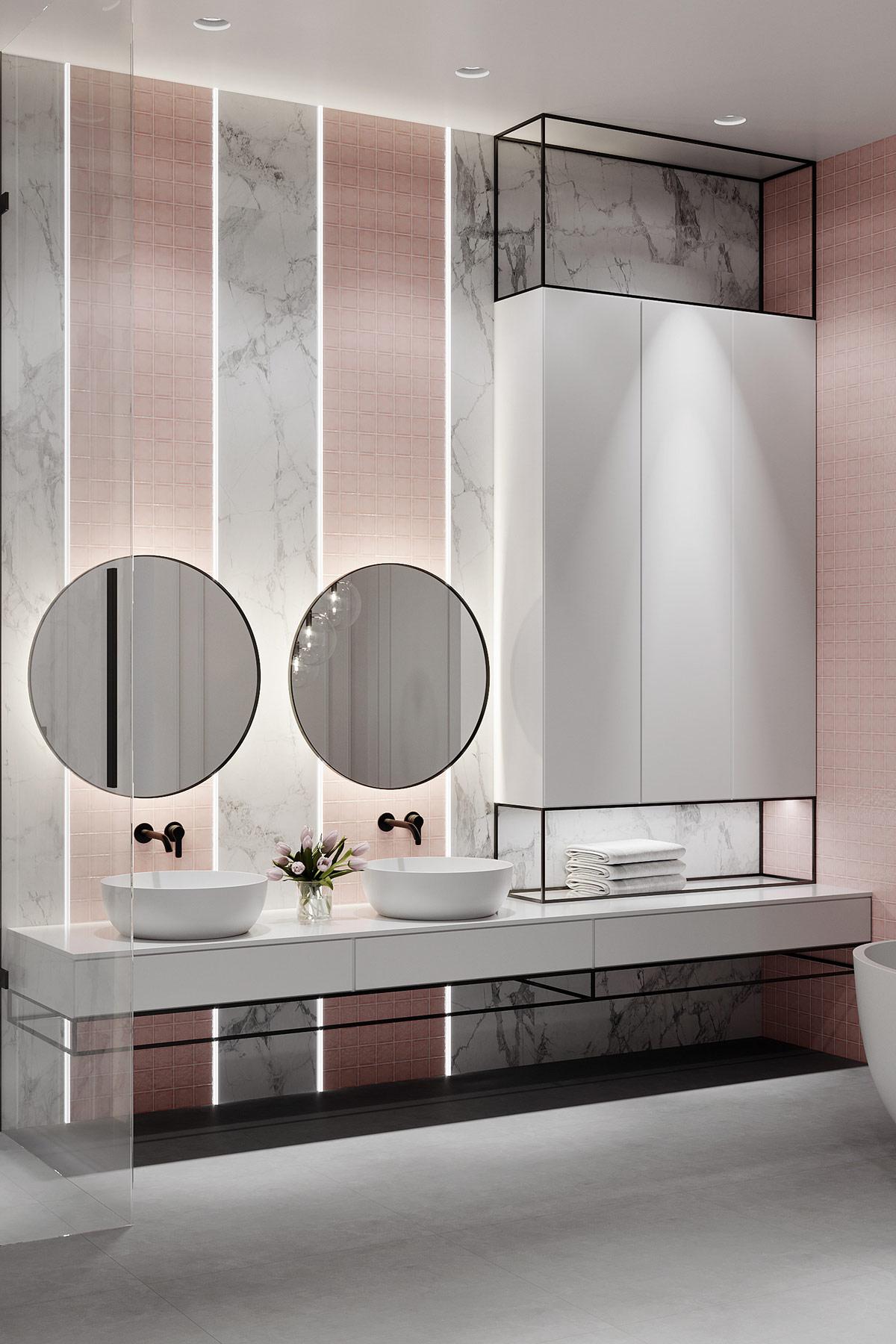 round-vanity-mirrors