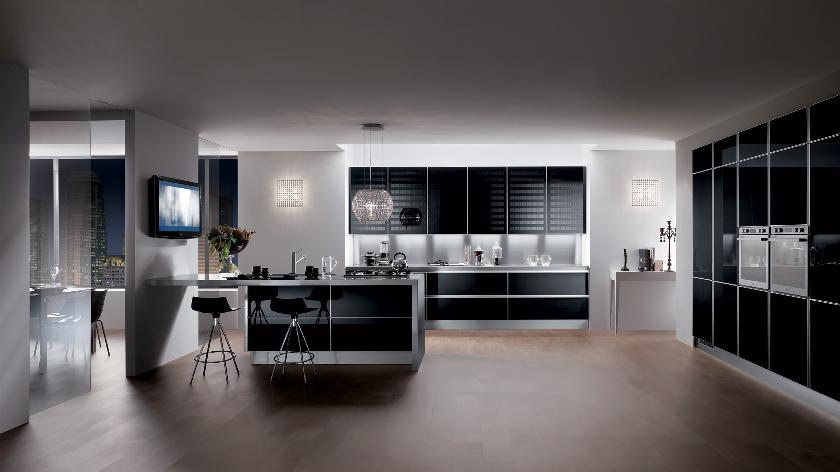 sleek-black-contemporary-kitchen-15