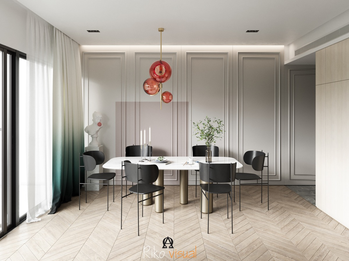 small-space-luxury-dining-room-sets