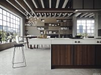 sophisticated-dark-wood-kitchen