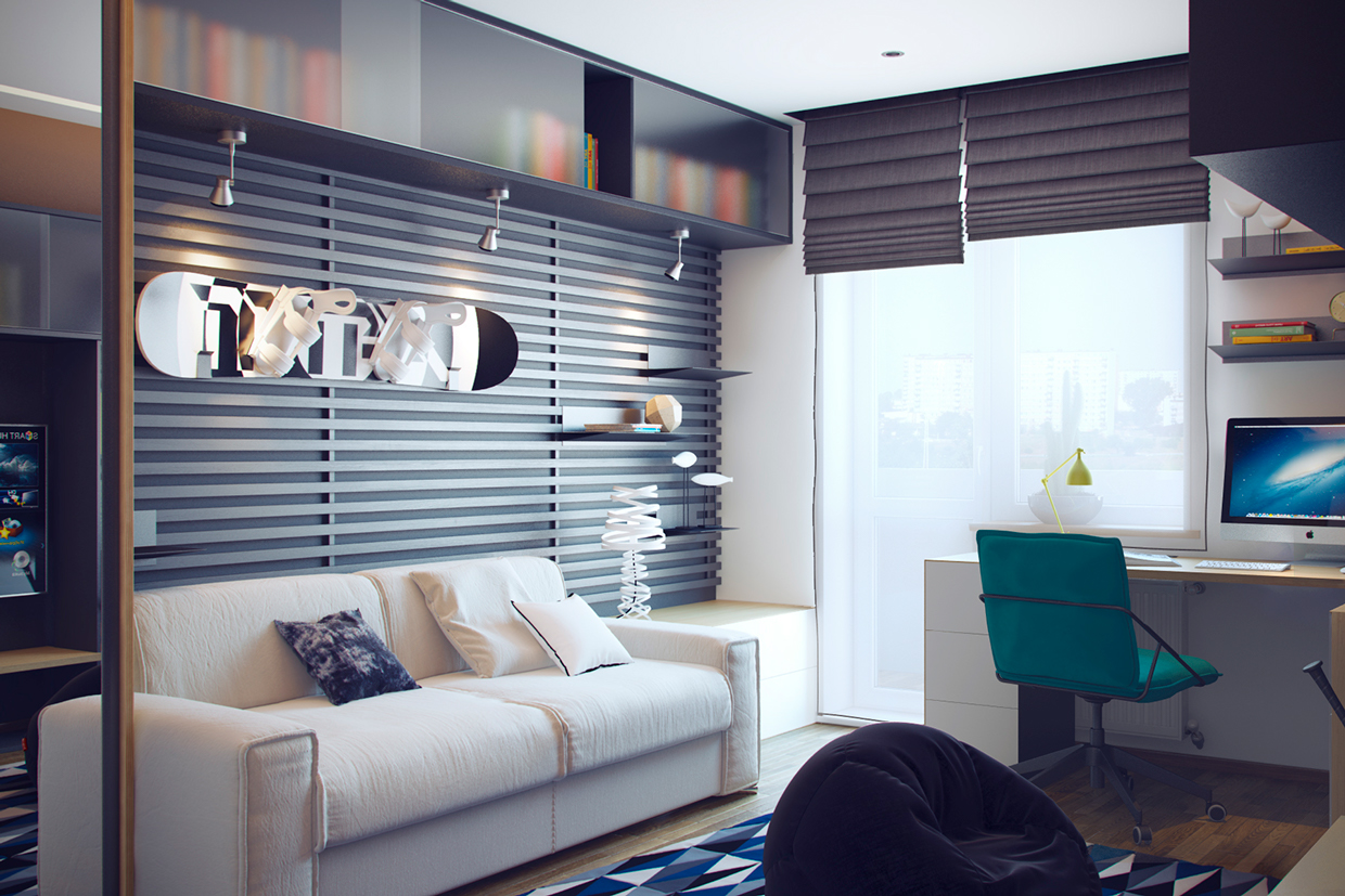 stylish-teen-room