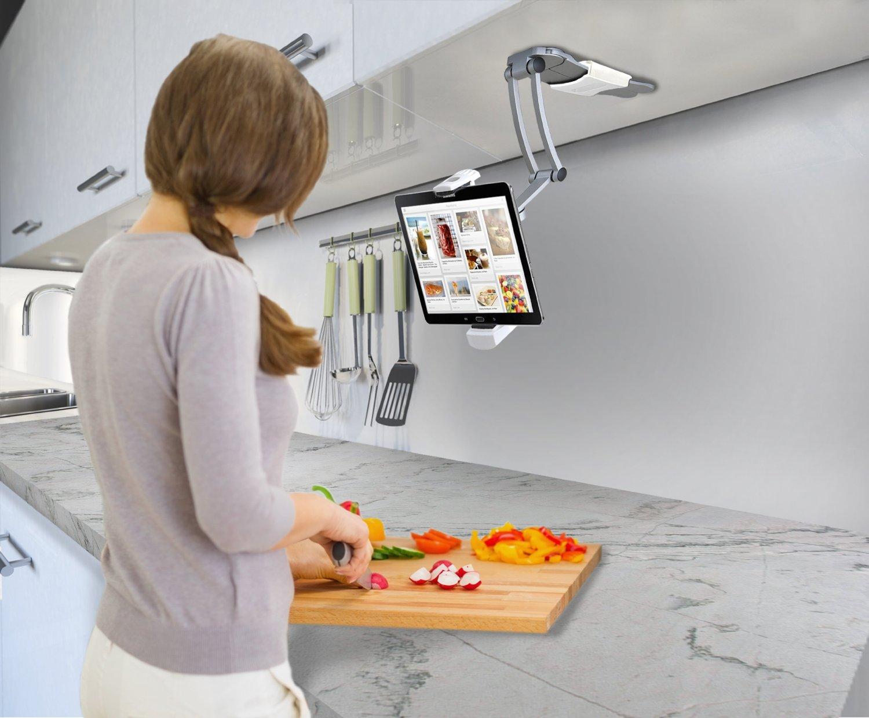 tablet-mount-for-kitchen