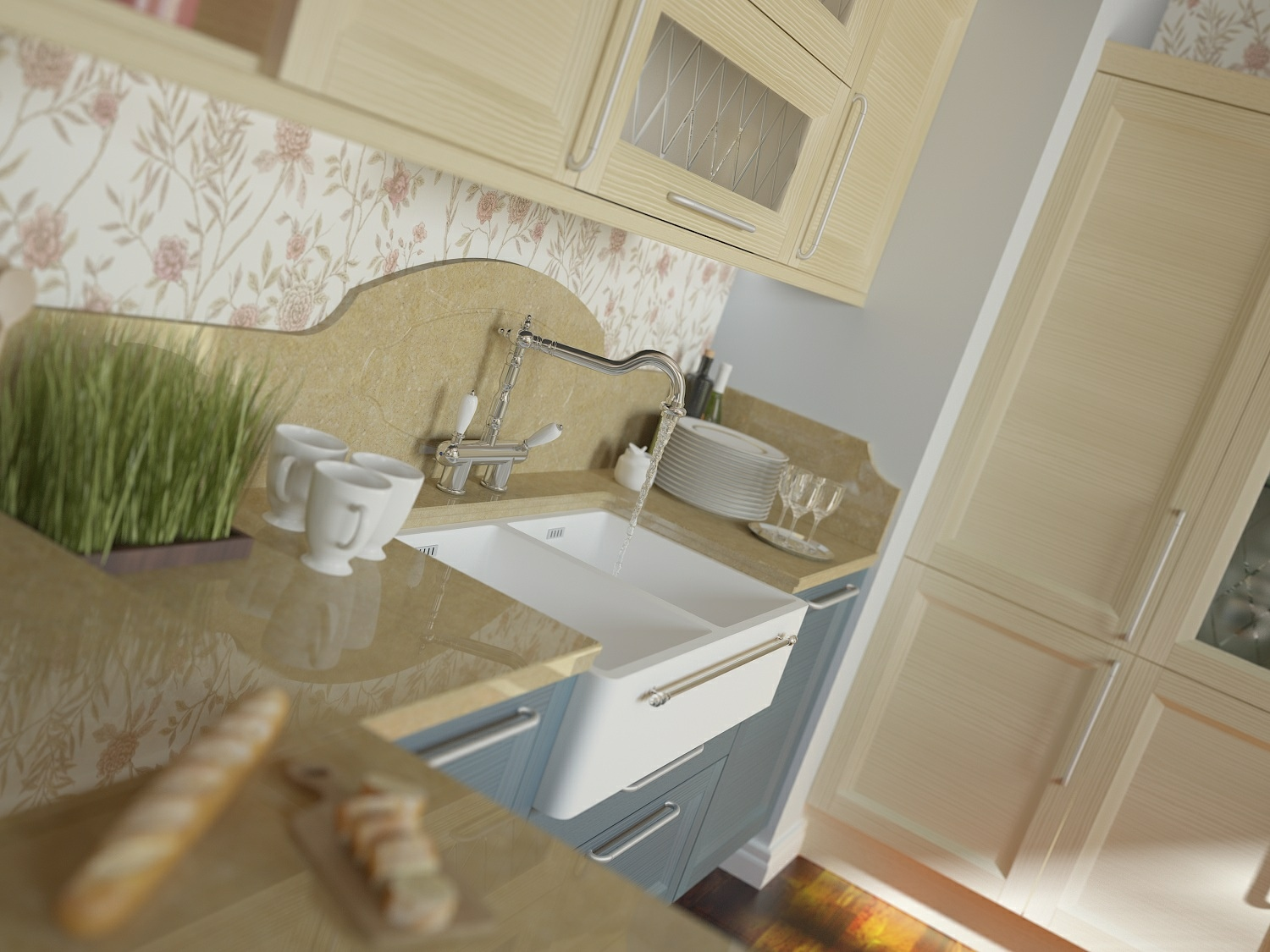 traditional-kitchen-floral-motif-3