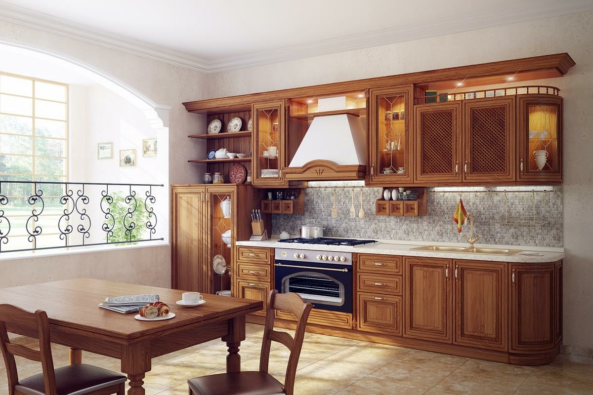 traditional-small-kitchen