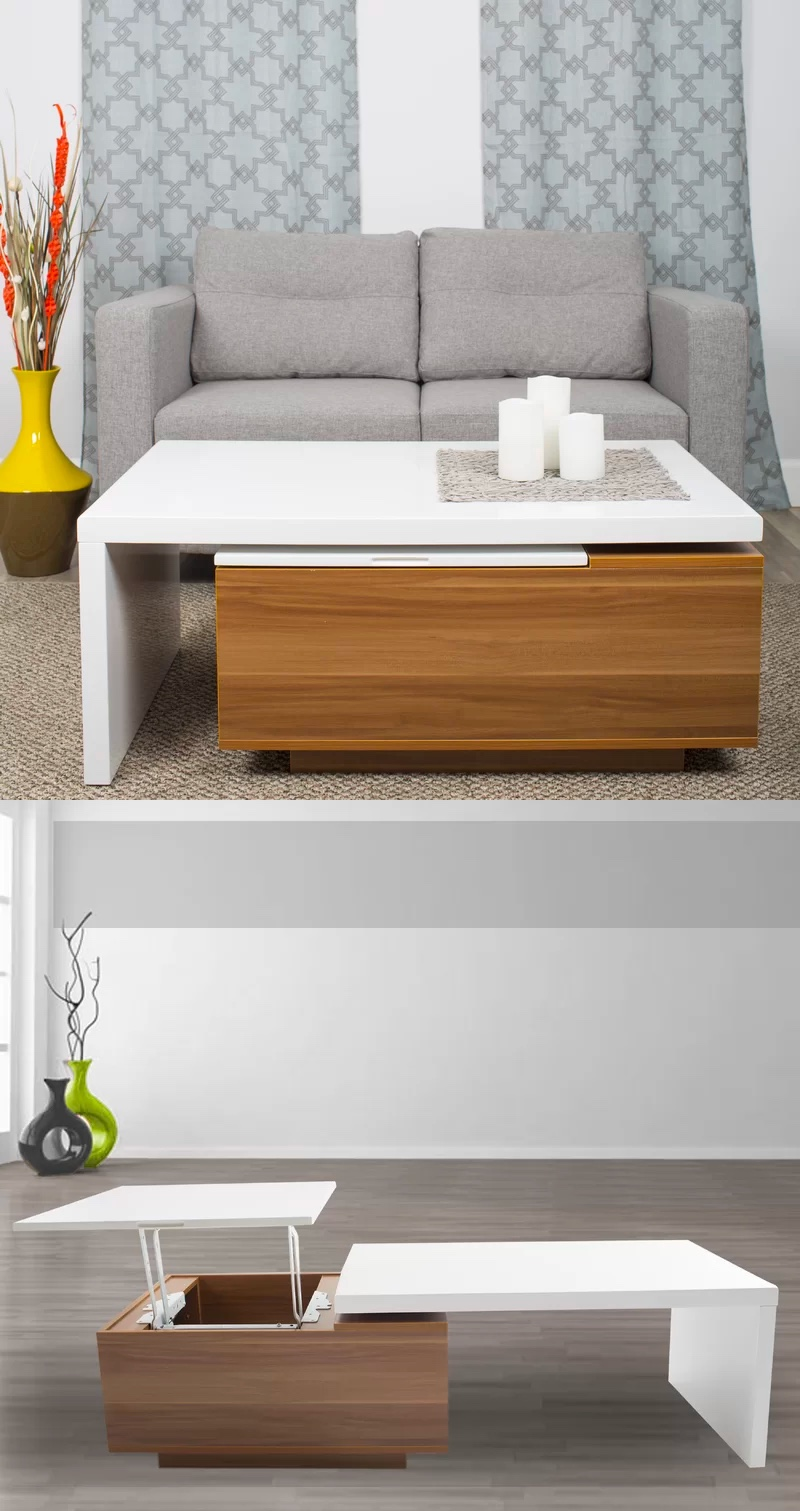 two-piece-white-double-lift-top-coffee-table