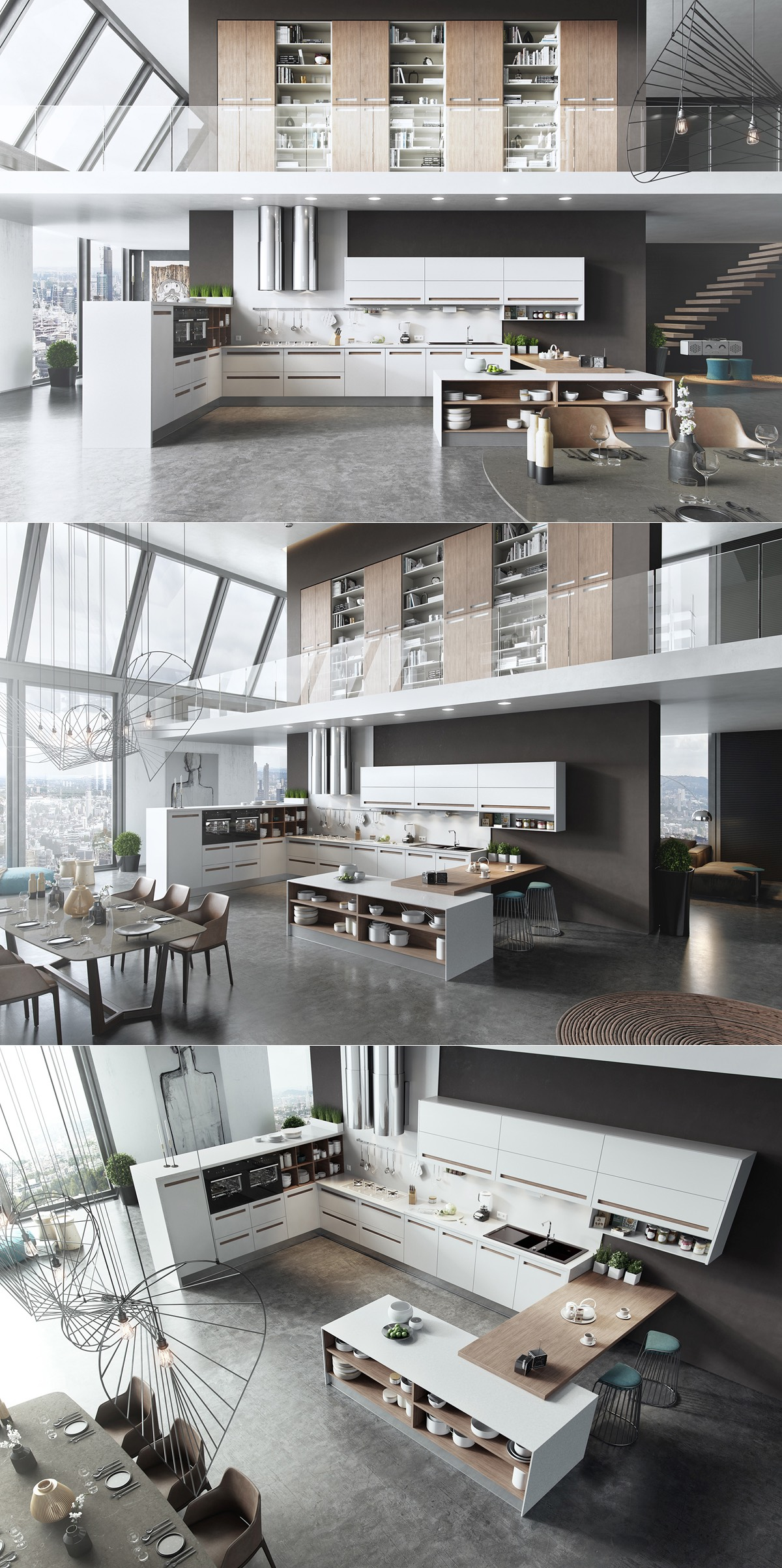 two-story-apartment-kitchen