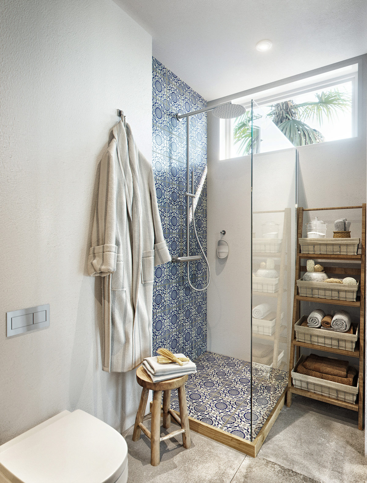 unique-shower