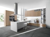 vertical-wood-grain-kitchen-cabinetry