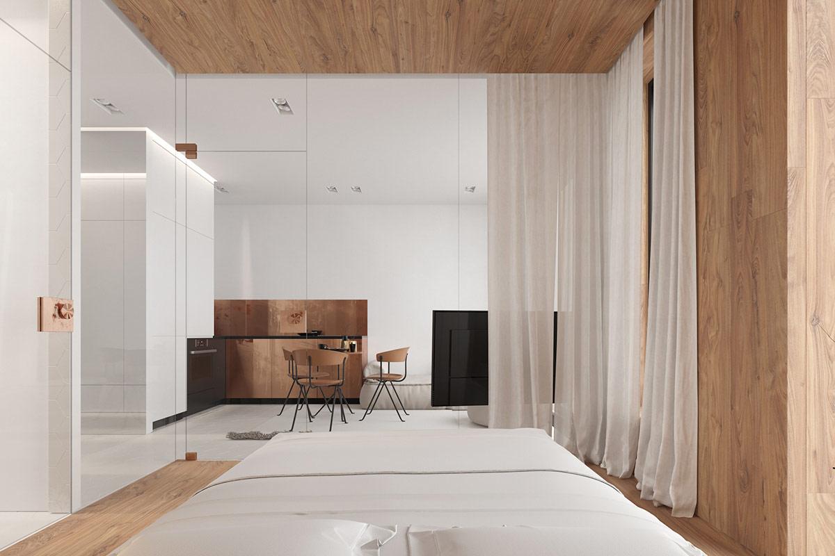 white-and-copper-decor