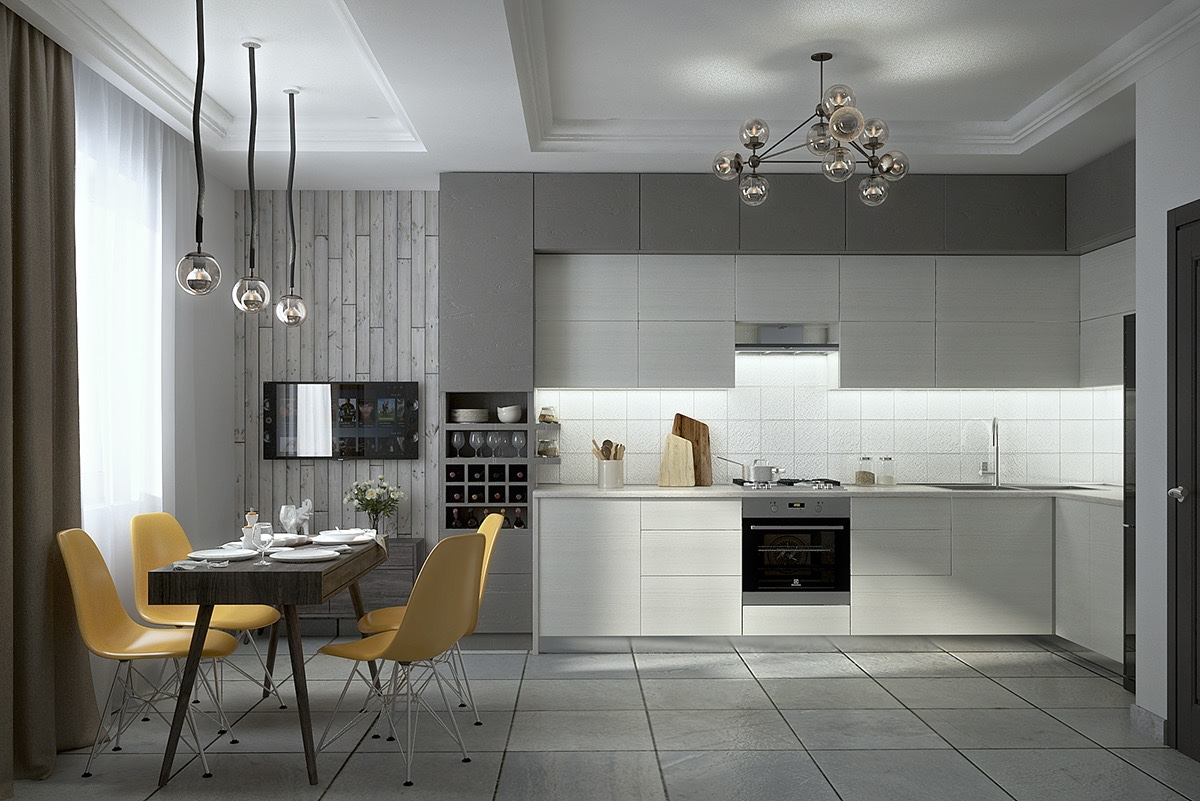 white-and-grey-kitchen-bauble-lighting