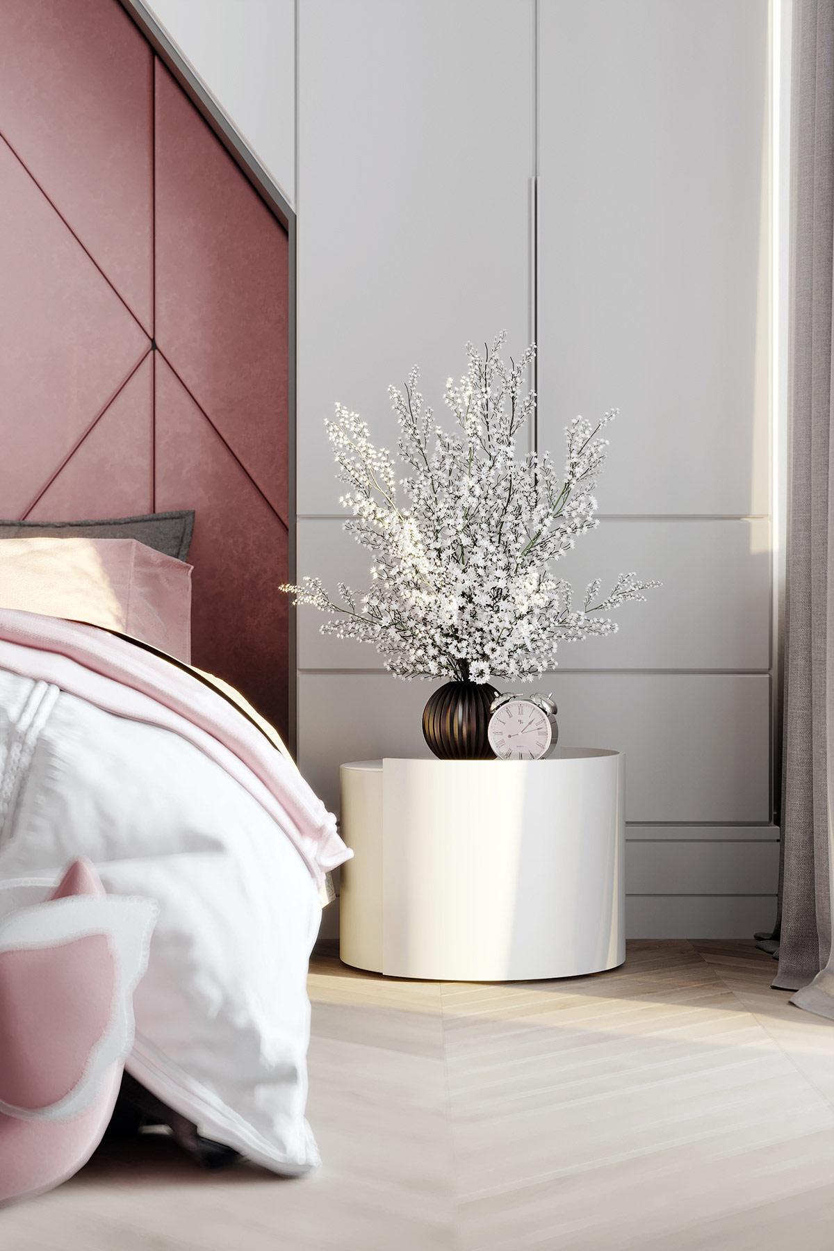 white-bedside