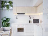 white-eat-in-minimalist-kitchen