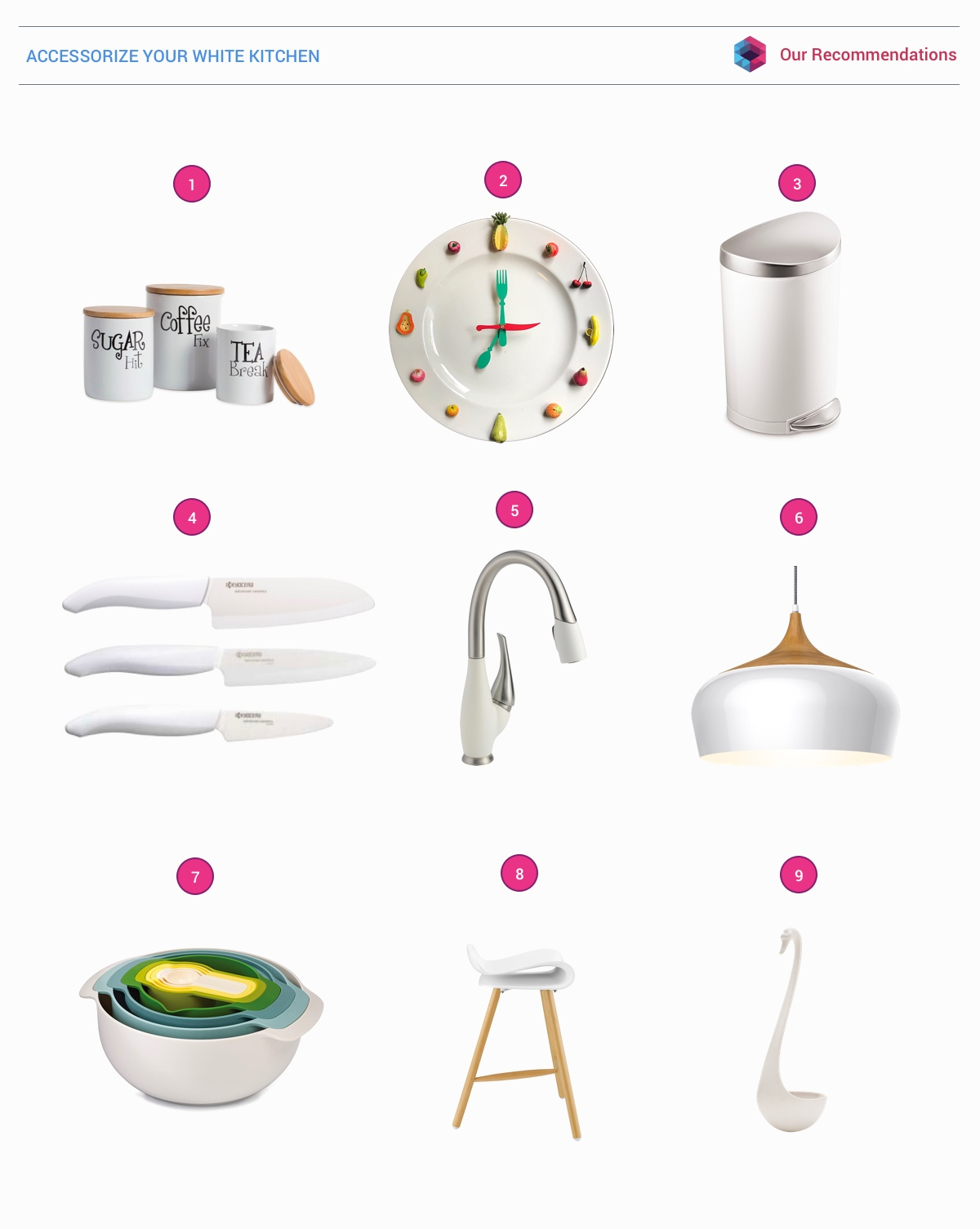 white-kitchen-accessories
