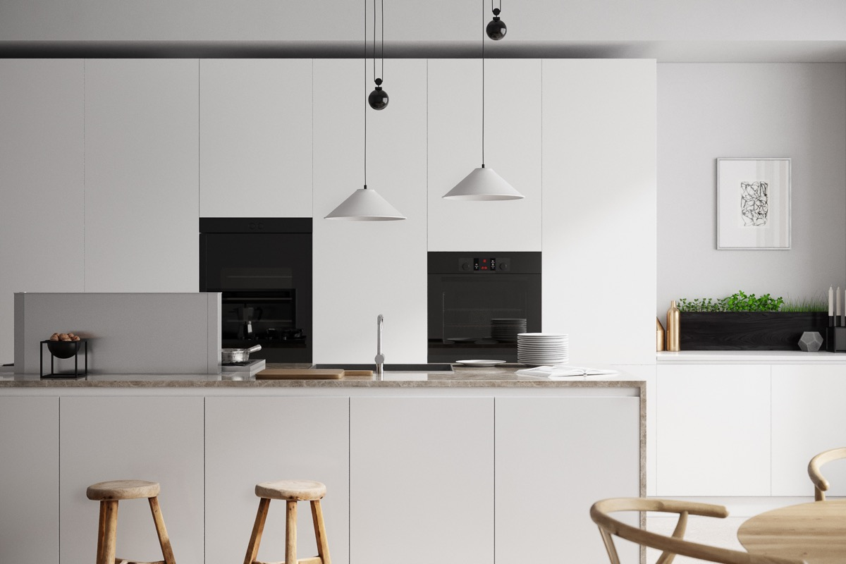 white-pendant-lights
