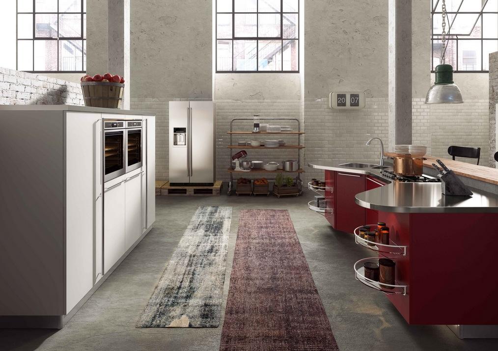 wine-colored-kitchen